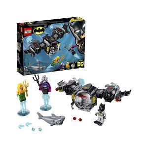 Конструктор  Super Heroes 76116: Подводный бой Бэтмена LEGO