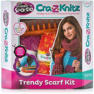Набор для вязания Шарф Cra-z-knitz
