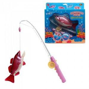 Игровой набор Рыбалка Большой улов c электромеханической рыбкой и удочкой ABtoys