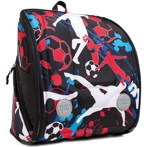 Школьный ранец  SHUUT Deluxe, черный YUU. Цвет: черный