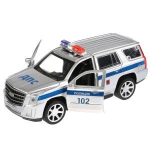 , Машина Cadillac Escalade Полиция, 12см Технопарк