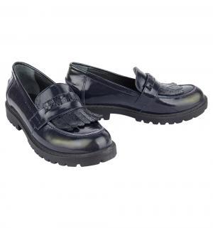 Туфли , цвет: синий Vitacci