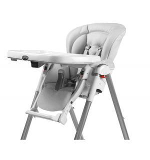 Чехол сменный  к стульчику для кормления Peg-Perego Prima Pappa Best, цвет: white Esspero