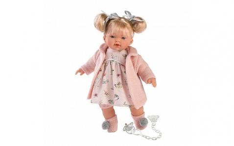 Кукла Айтана 33 см со звуком L 33112 Llorens