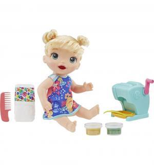 Кукла  Super Snacks Малышка и Макароны 35 см Baby Alive