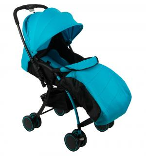 Прогулочная коляска  1010, цвет: голубой Glory