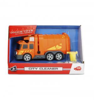 Машинка  City Cleaner - Мусоровоз 15 см Dickie