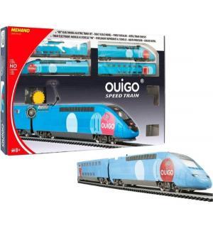 Железная дорога  Стартовый набор двухэтажного TGV Ouigo 1 : 87 Mehano