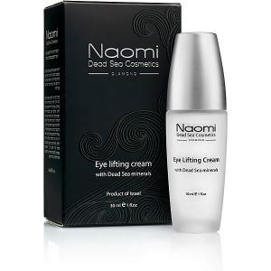 Лифтинг-крем для кожи вокруг глаз  с минералами Мертвого моря, 30 мл Naomi