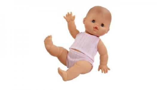 Кукла Горди европейка в нижнем белье 34 см Paola Reina