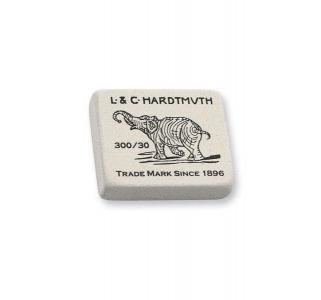 Ластик натуральный каучук  Elephant 27 шт. в короб. Koh-I-Noor