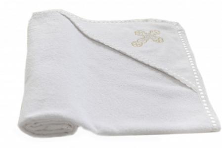 Крестильное полотенце Крещение Makkaroni Kids