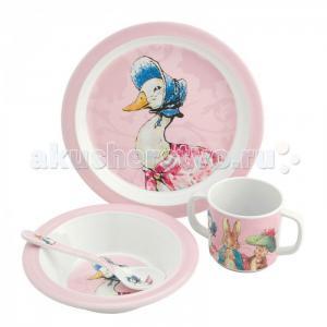 Набор детской посуды Peter Rabbit Petit Jour