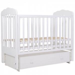 Детская кроватка  Мария 6 (универсальный маятник) Топотушки