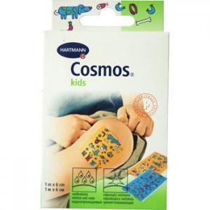 Набор пластырей  с рисунком Cosmos Kids Paul Hartmann
