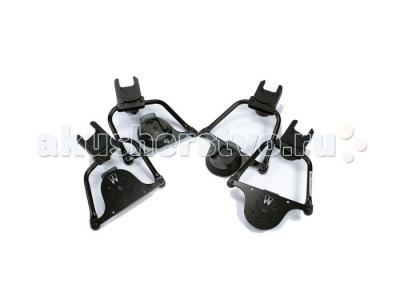 Адаптер для автокресла  Indie Twin car seat Adapter set Bumbleride