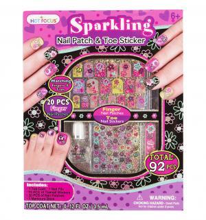 Набор для девочек  Дизайн ногтей Hot Focus