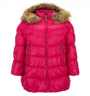 Куртка  Katina, цвет: розовый Luhta