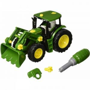 Игровой набор с трактором John Deere Klein