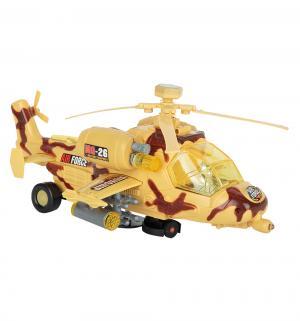 Вертолет  желтый Tongde