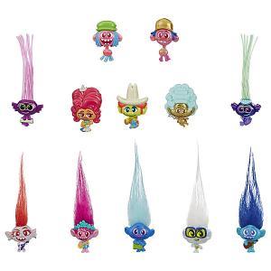 Игровой набор Trolls World Tour Модные аксессуары Hasbro. Цвет: разноцветный