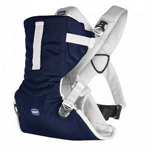 Рюкзак-переноска Chicco Easy Fit blue passion. Цвет: синий