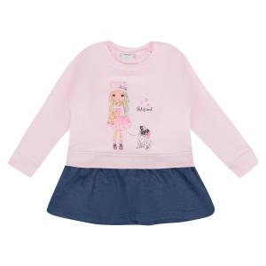 Платье , цвет: розовый Fresh Style
