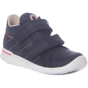 Ботинки ECCO. Цвет: темно-синий