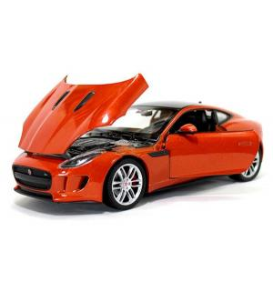 Модель машины  Jaguar F-Type Coupe Welly