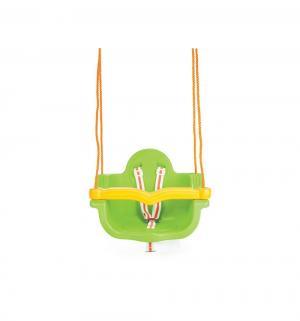 Подвесные качели  Jumbo Swing, цвет: зеленый Pilsan