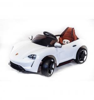 Электромобиль  Porsche Sport QLS 8988, цвет: белый Toyland