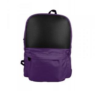 Рюкзак школьный  Classic school WY-A013 фиолетовый Upixel