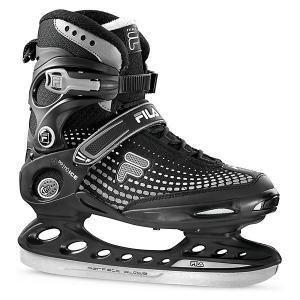 Коньки Fila Primo Ice Skates. Цвет: черный