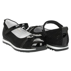 Туфли , цвет: черный Elegami