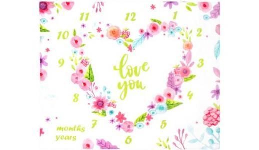 Пеленка  Фотопростынь муслиновая Мое сердечко 100х120 см Золотой Гусь