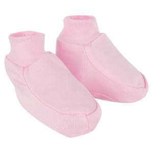 Пинетки  Облачный зайчик, цвет: розовый Котмаркот