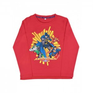Лонгслив Лига справедливости для мальчика ФД-6М20-S Superman