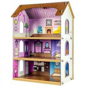 Кукольный домик Мария конструктор Теремок