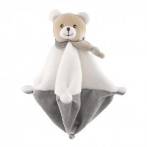 Комфортер  Медвежонок Doudou с одеяльцем Chicco