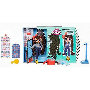 Кукла LOL OMG 23см. 2 волна, Busy B.B MGA