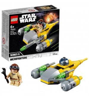 Конструктор  Star Wars 75223 Микрофайтеры: Истребитель с планеты Набу LEGO