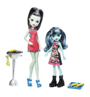 Набор кукол  Семья монстриков Френки Алив Monster High