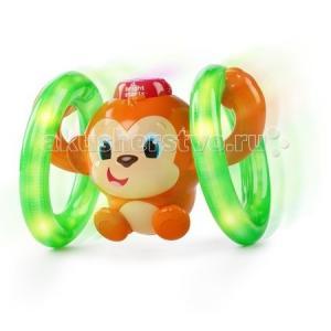 Развивающая игрушка  Обезьянка на кольцах Bright Starts