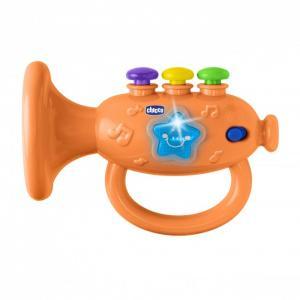 Музыкальный инструмент  Игрушка Труба Chicco