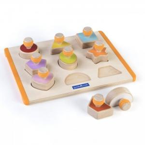 Деревянная игрушка  Сортер Shape Sorter Guidecraft