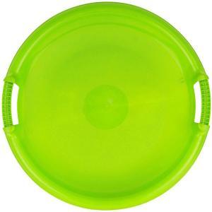 Круглая ледянка , зеленая Zebratoys. Цвет: зеленый