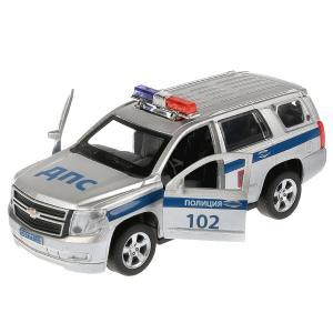 Машина инерц.  Chevrolet Tahoe Полиция Технопарк