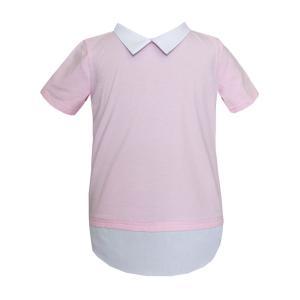 Блузка , цвет: розовый Котмаркот