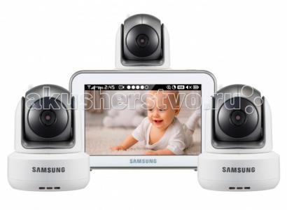 Видеоняня 3 камеры Samsung