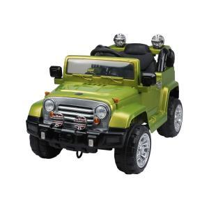 Электромобиль  RR-3, цвет: зеленый Tommy